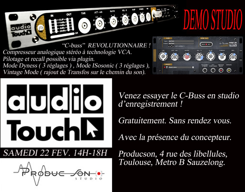 Audio Touch